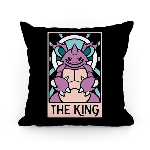 The King - Nidoking Pillow