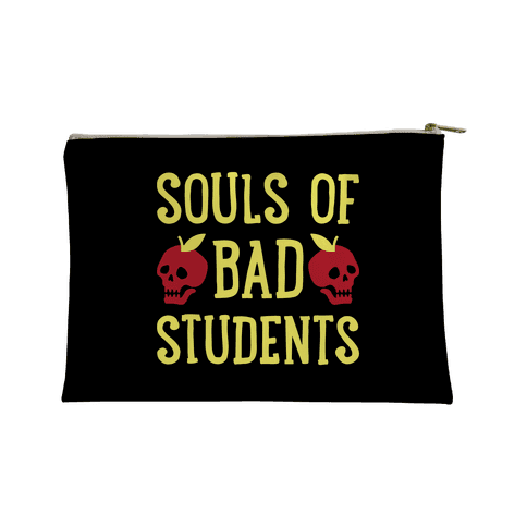 Souls of Bad Students Accessory Bag