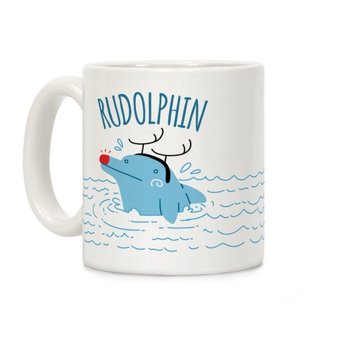 Rudolphin Coffee Mug