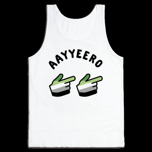 Aayyeero Tank Top