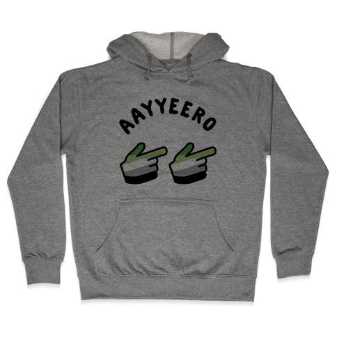 Aayyeero Hooded Sweatshirt