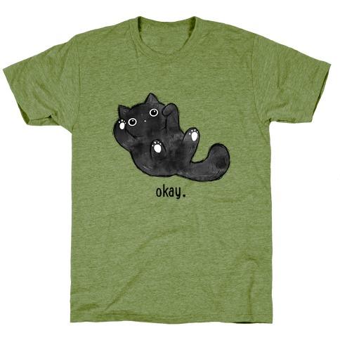Sassy Cute Kitty  T-Shirt