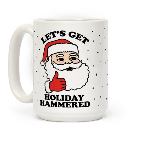 Let's Get Holiday Hammered