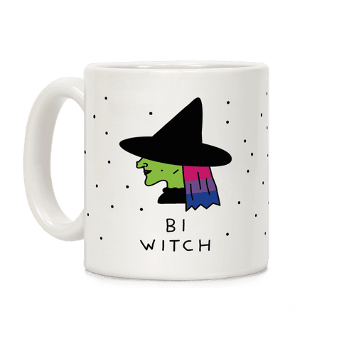 Bi Witch Coffee Mug
