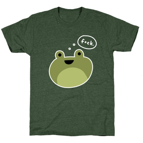F*ck Frog (Censored) T-Shirt