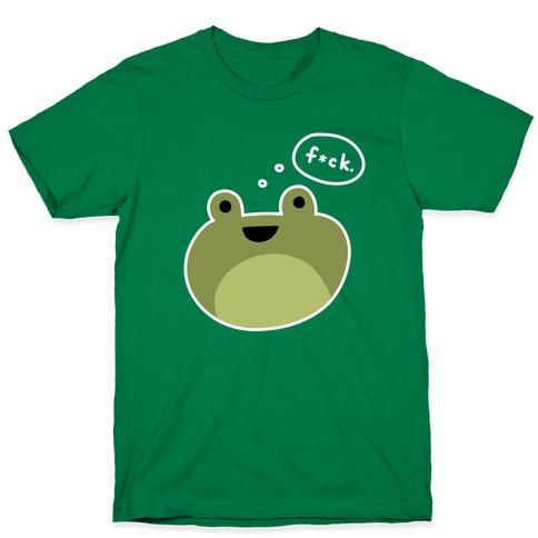 F*ck Frog (Censored) T-Shirt