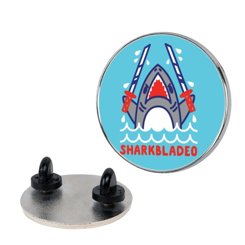 Sharkbladeo Pin