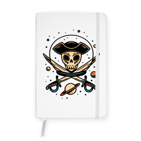 Space Pirate Notebook