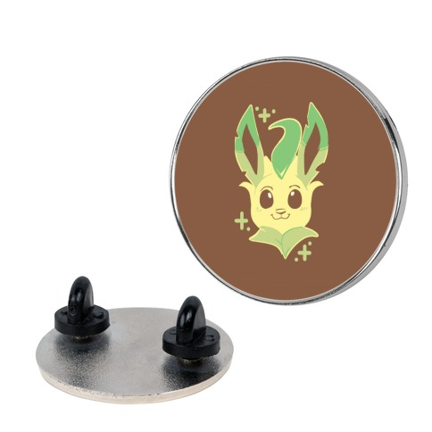 Eeveelution - Leafeon Pin