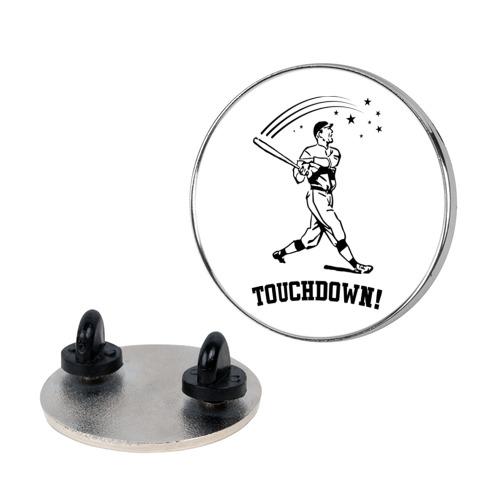 Touchdown Pin