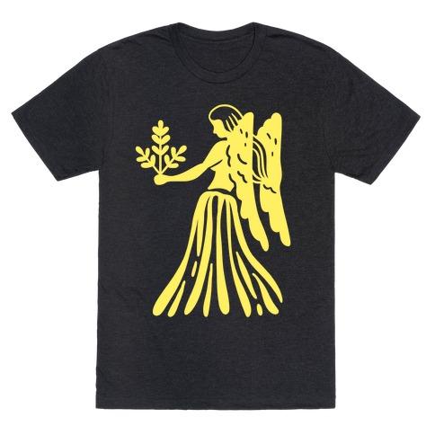 Zodiacs Of The Hidden Temple - Virgo Maidens T-Shirt