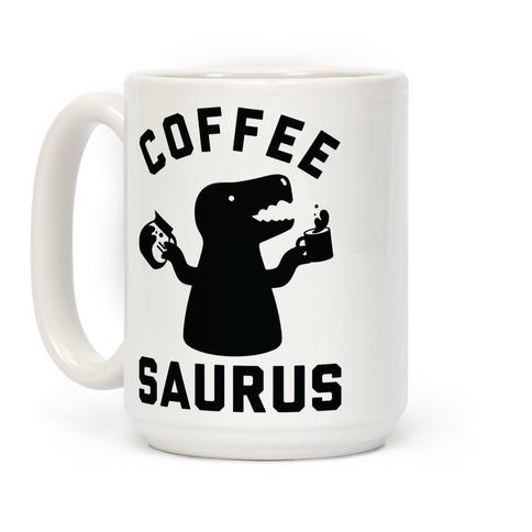 Coffeesaurus Coffee Mug