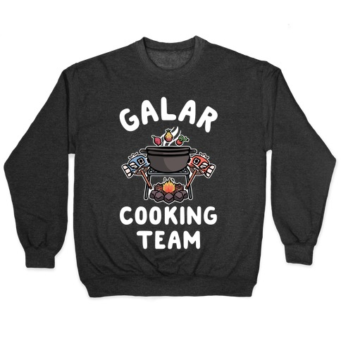 Galar Cooking Team Pullover
