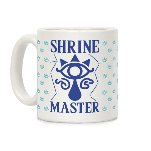 Shrine Master Coffee Mug