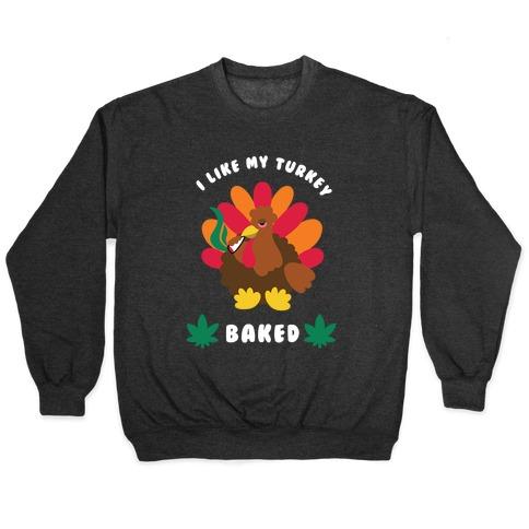 Baked Turkey Pullover