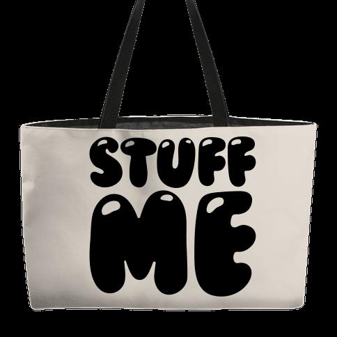 Stuff Me Accessory Bag Weekender Tote