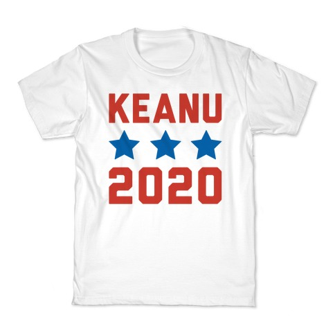 Keanu 2020 Kids T-Shirt