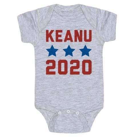 Keanu 2020 Baby Onesy