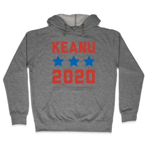 Keanu 2020 Hooded Sweatshirt