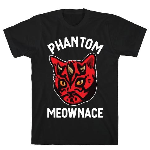 The Phantom Meownace  T-Shirt