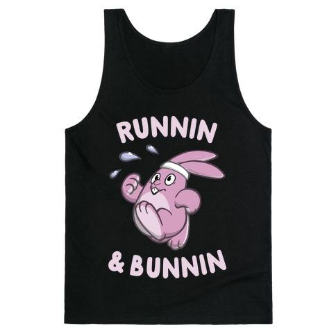 Runnin' And Bunnin' Tank Top