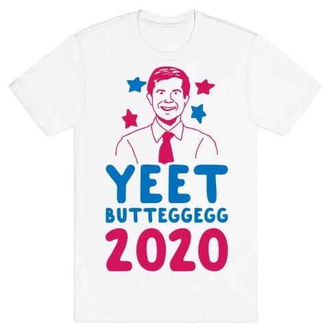 Yeet Butt Egg Egg 2020 T-Shirt