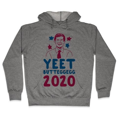Yeet Butt Egg Egg 2020 Hooded Sweatshirt