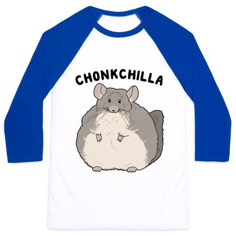 Chonkchilla Baseball Tee