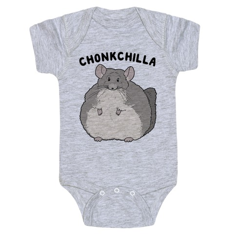 Chonkchilla Baby Onesy