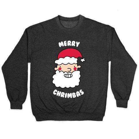 Merry Chrimbas Pullover