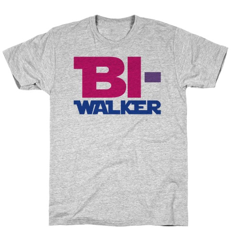 Bi-Walker Parody T-Shirt