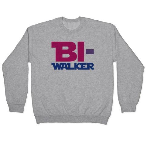 Bi-Walker Parody Pullover