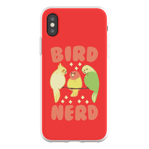 Bird Nerd Phone Flexi-Case