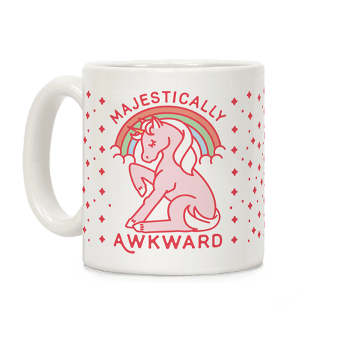 Majestically Awkward Coffee Mug