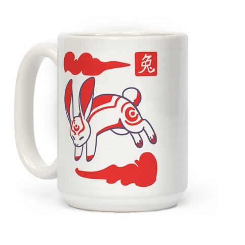 Rabbit - Chinese Zodiac Coffee Mug