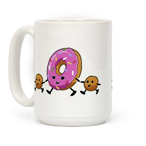 Donut Mom Coffee Mug