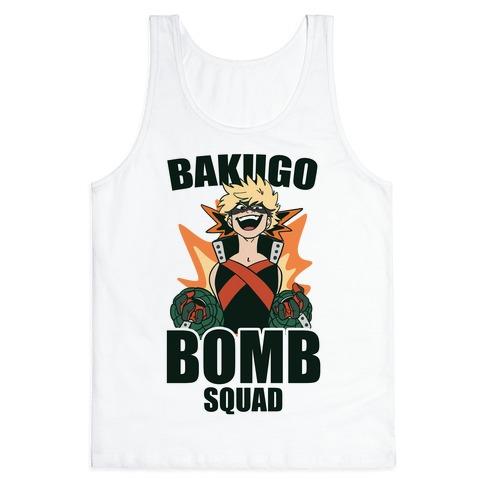 b2dbe687 The Bomb Tank Tops | LookHUMAN