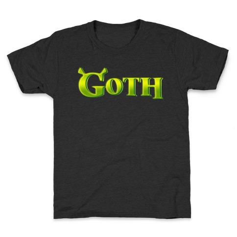 Goth Ogre Kids T-Shirt