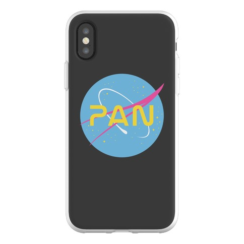 Pan Nasa Phone Flexi-Case