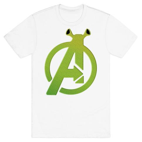 Avenge Shrek Parody T-Shirt