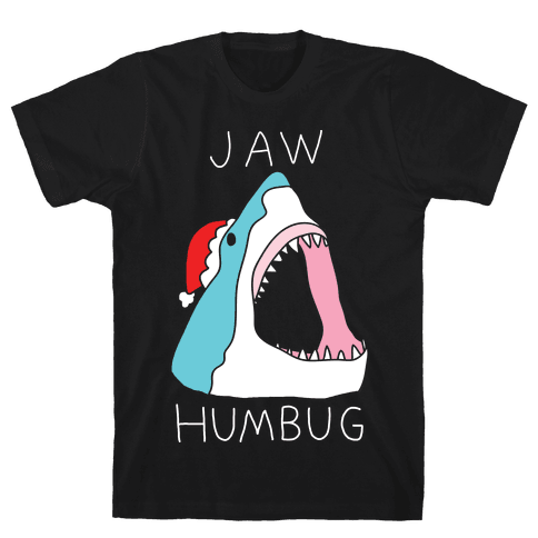 Jaw Humbug Mens T-Shirt