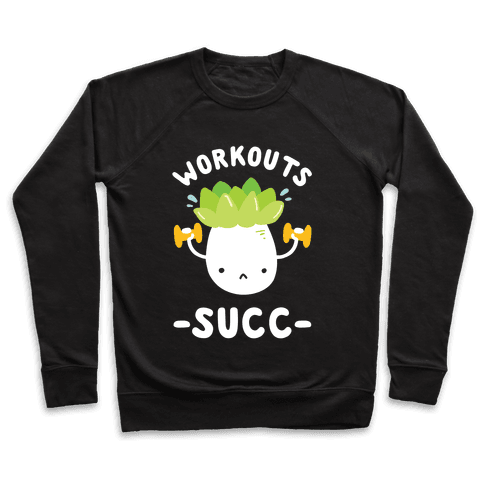 Workouts Succ Pullover