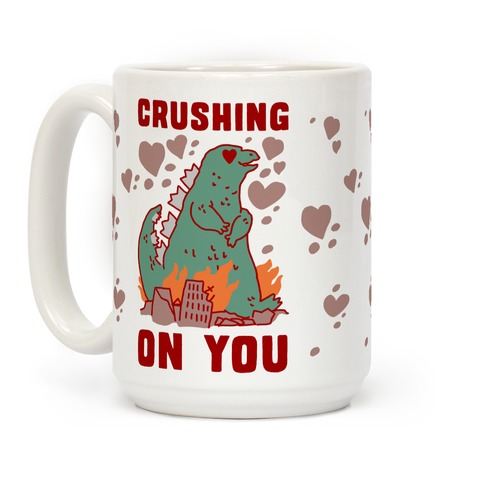 Crushing On You Coffee Mug