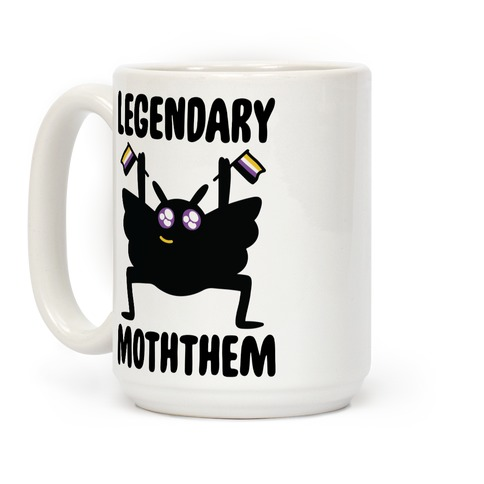 Legendary Moththem Coffee Mug