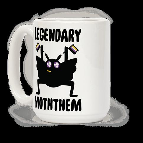 Legendary Moththem Coffee Mug