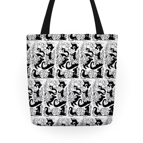 Succulent Dragons Tote