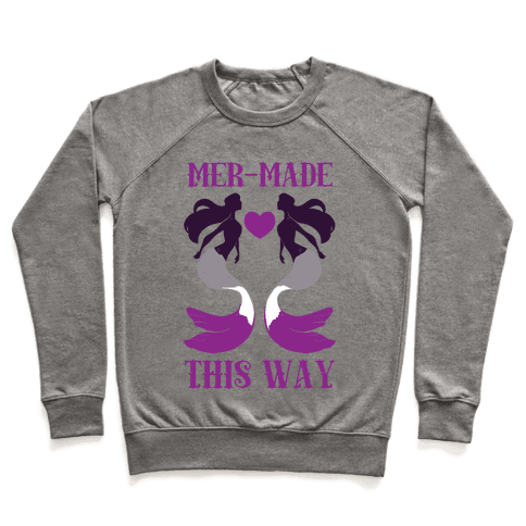 Mer-Made This Way - Ace Pullover