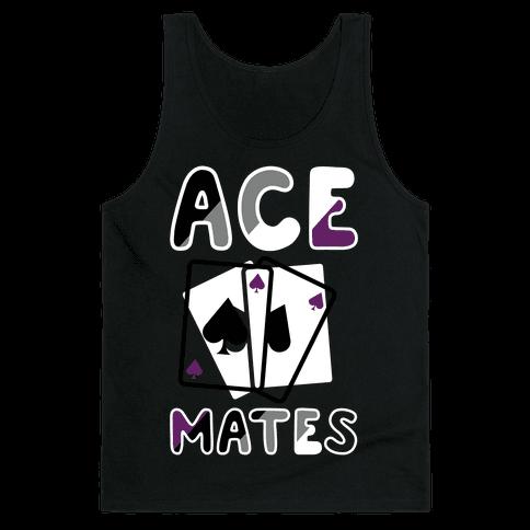 Ace Mates B Tank Top