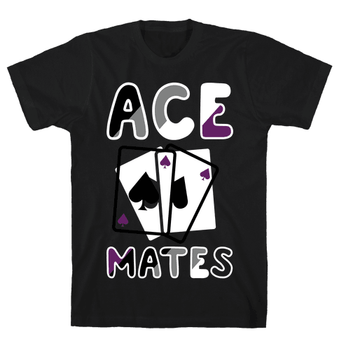 Ace Mates B Mens T-Shirt
