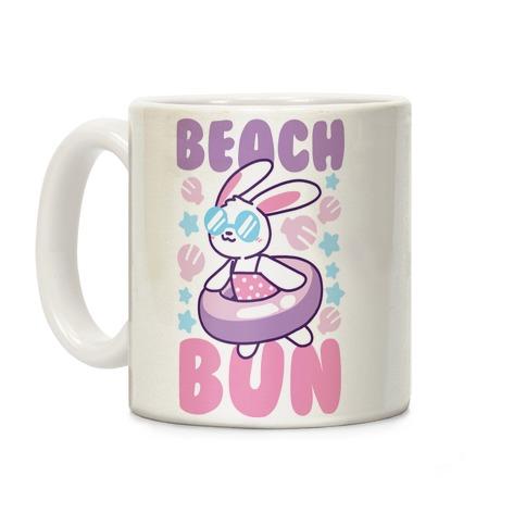 Beach Bun Coffee Mug